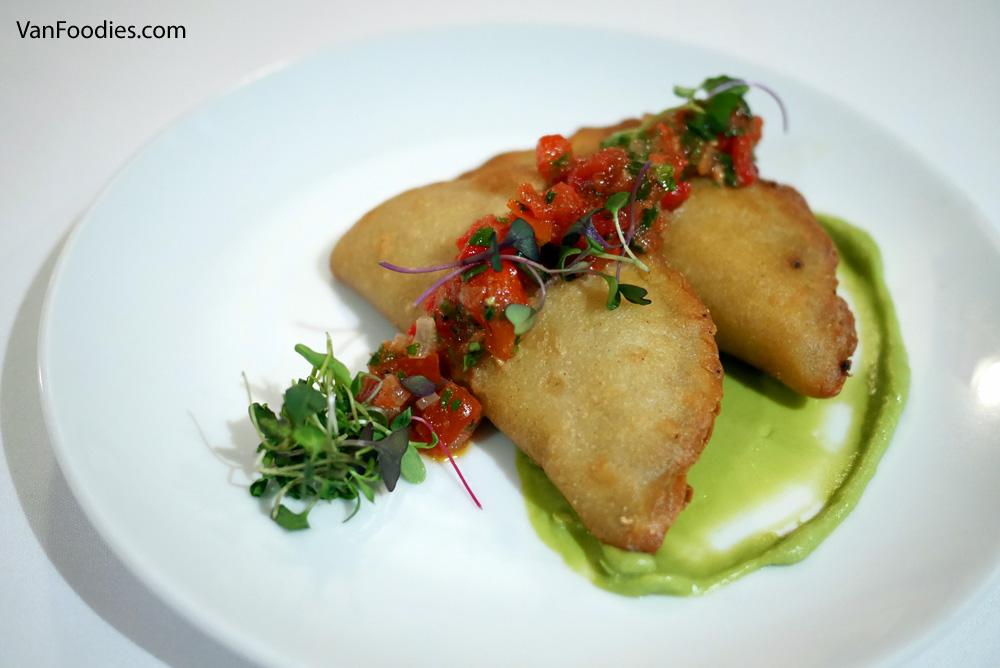 Dockside Restaurant - Beef Empanadas
