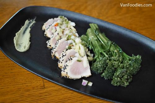 Sandbar DOVF 2019 Sesame Crusted Albacore Tuna