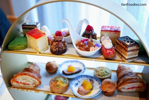 Desserts, Afternoon Tea at Origo Club