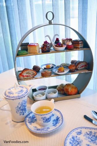 Afternoon Tea at Origo Club