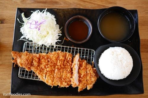 Mr. Tonkatsu Surrey Pork Loin Katsu